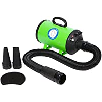 Flying One High Velocity 4.0 Hp Motor Dog Pet Grooming Force Dryer w/Heater