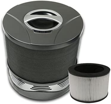 air-care Ionic purificador de aire silencioso Breeze Filtro HEPA + ...