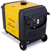 Kipor IG4300-CARB Generator, 4.3kW