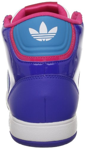 adidas Bleu Midiru 2 Women's Blu White Mid W True Gymnastics Shoes Court Ftw Blue rxwrUz54