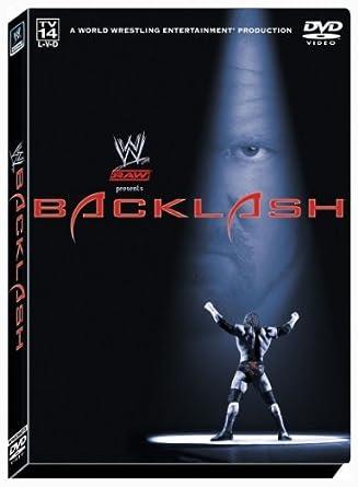 Wwe Backlash 2005 By Hulk Hogan Amazoncouk Dvd Blu Ray