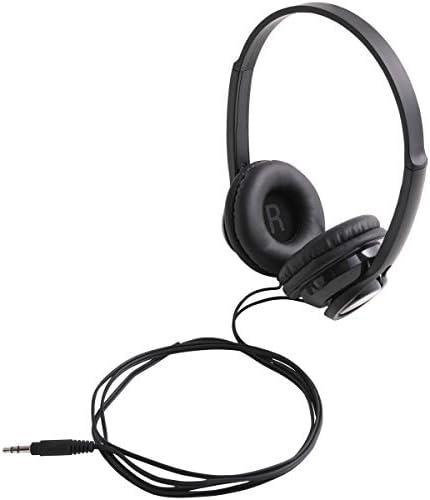 3.5mm Jack On-Ear Headphones