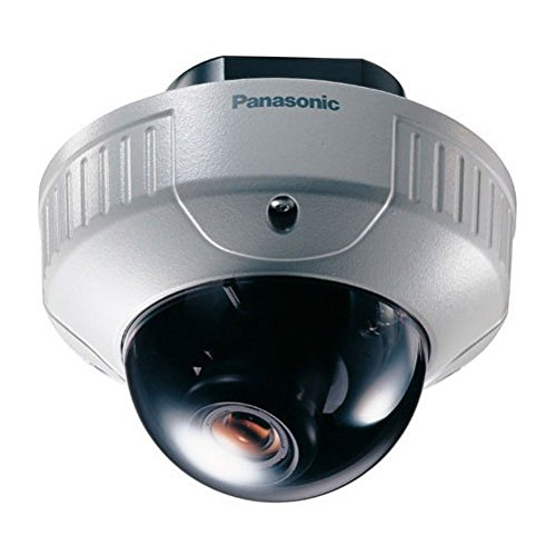 Panasonic Cctv (By-Panasonic Camera Security, High-res Video Night Vision Surveillance Small CCTV Camera)