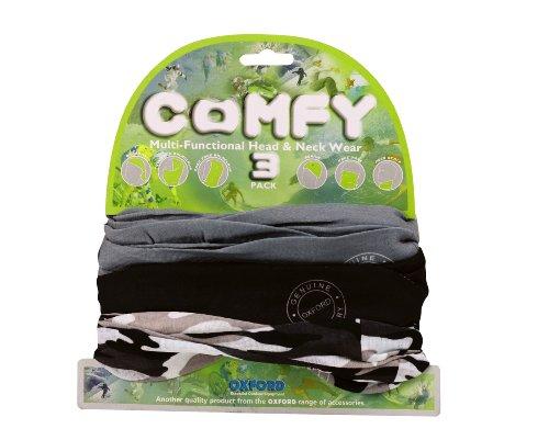 de Bleu Pack Oxford 3 Comfy Tribal Camouflage protège 3 Lot cou 771qE