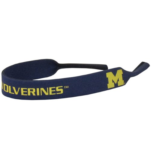 ines Neoprene Sunglass Strap (Michigan Wolverines Sunglasses)