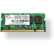 2GB G.Skill DDR3 PC3-12800 CL9 SQ Series single laptop memory module