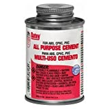 8OZ CLR AP Solv Cement