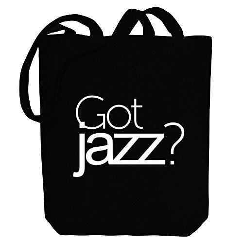 Canvas Music Bag Tote Got Idakoos Jazz H6qfBt