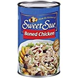 Sweet Sue: Boned Chicken, 50 Oz For Sale