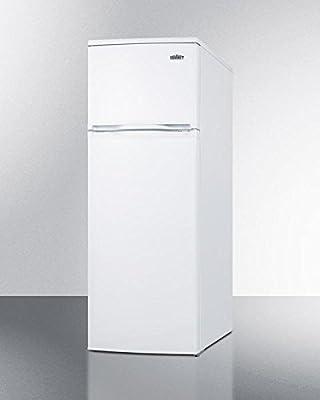 Summit CP961 Refrigerator, White