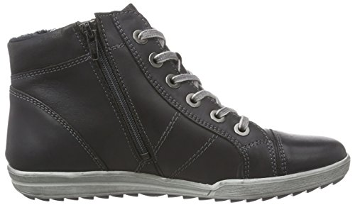 Josef Seibel Dany 06 Damen Hohe Sneakers Schwarz (600 schwarz)