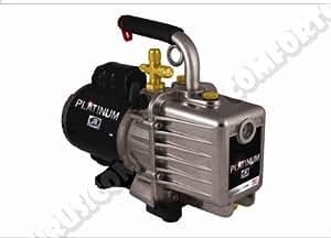 JB DV-85N 3 CFM Platinum Vacuum Pump, 115V/60Hz Motor, with US Plug