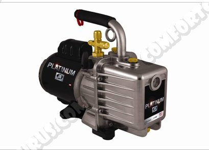 JB Industries DV-200N 7 CFM 2 Stage Platinum Vacuum Pump by JB Industries
