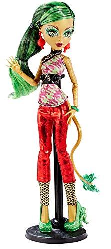 Mattel Monster High BGT40  New Scaremester Jinafire Long Puppe