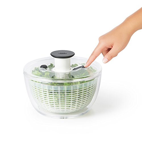 OXO Good Grips Little Salad & Herb Spinner by OXO (Image #3)