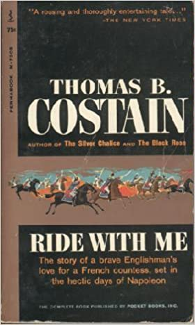 Image result for ride with me thomas costain amazon