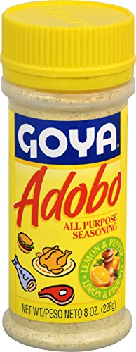 Goya Foods Adobo with Lemon, 8-Ounce (Pack of 24) by Goya