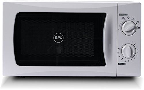 BPL 20 L Solo Microwave Oven (BPLMW20S1G, White)