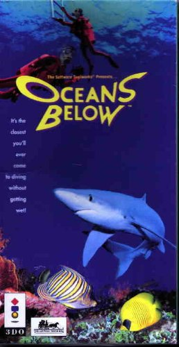 Oceans Below 3DO