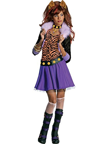Monster High Clawdeen Wolf Costume - One Color - Medium for $<!--$14.99-->
