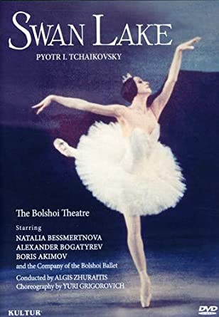Amazon com: Swan Lake: The Bolshoi Theatre and the Company of the