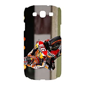 Samsung Galaxy S3 I9300 Phone Cases Marc Marquez Back Design Phone Case BBTR9182920