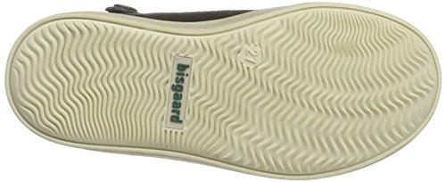 Bisgaard Unisex-Kinder Schnürschuhe Hohe Sneaker Grau (425-1 Antracit)