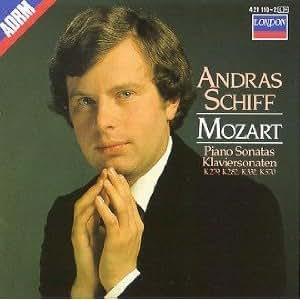 Wolfgang Amadeus Mozart Andras Schiff Mozart Piano
