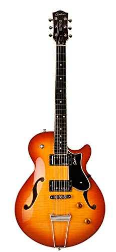 75 Hollow Body Electric Guitar - 5