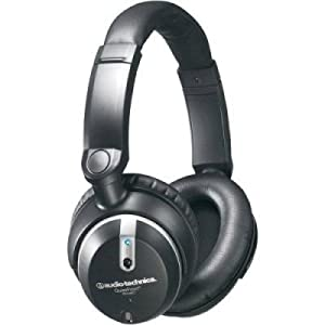 Amazon.com: Audio-Technica ATHANC7 Noise-cancelling ...