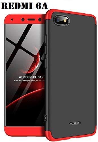 online store b4e9a 81db2 REALCASE Xiaomi Redmi Mi 6A Mobile Case Cover, Full: Amazon.in ...