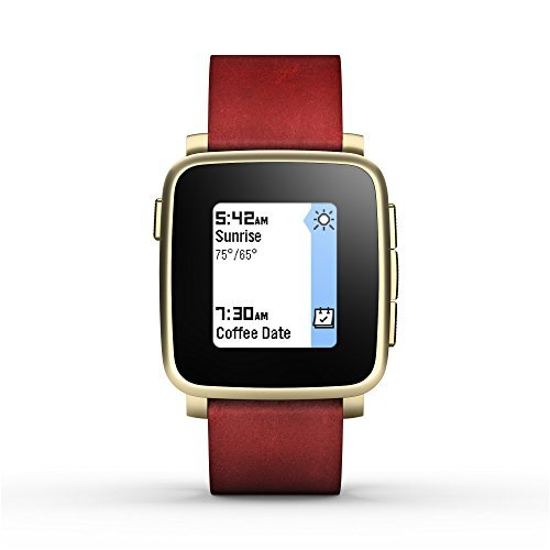 Pebble Technology Smartwatch for Apple & Android Devices