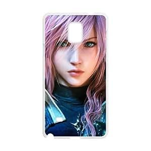 Samsung Galaxy Note 4 phone case White Final fantasy FFFP2658464