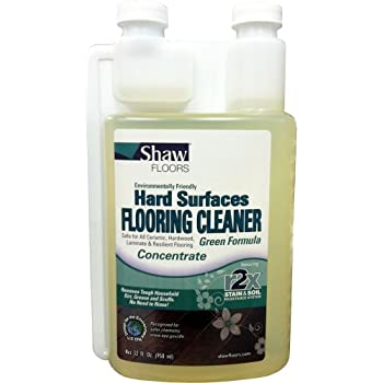 Amazon Com Shaw Floors R2x Hard Surfaces Flooring Cleaner