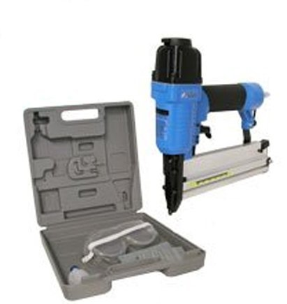 - Pit Bull CHIG143-01 2 in 1 Air Nailer or Stapler with Molded Carry Case by Pit Bull