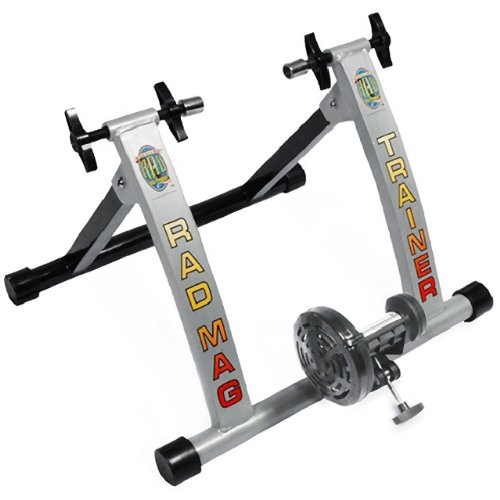 1112 RAD Cycle Bike Trainer Portable Indoor Bicycle Exerciser Machine Magnetic Work Out Cycle