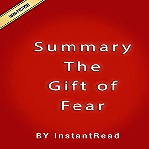 Summary The Gift of Fear from Gavin de Becker Audiobook