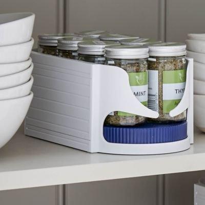 Piccolo vassoio rotante/per conservare erbe o spezie