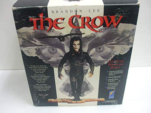 Inteleg International The Crow Brandon Lee 9