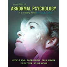 Essentials of Abnormal Psychology, Third Canadian Edition (3rd Edition)