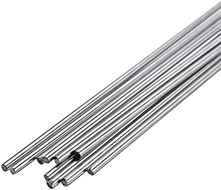 10Pcs 1216mm 330mm Stainless Steel Welding Rod Elektroden High Quality TIG Lasstaven Filler Welding Supplies Size16mm