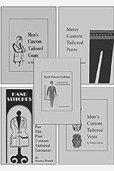 Stanley Hostek Tailoring Book Collection, Set of 5 Spiral-bound