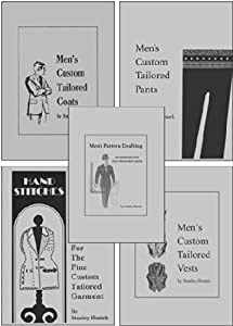 Stanley Hostek Tailoring Book Collection, Set of 5
