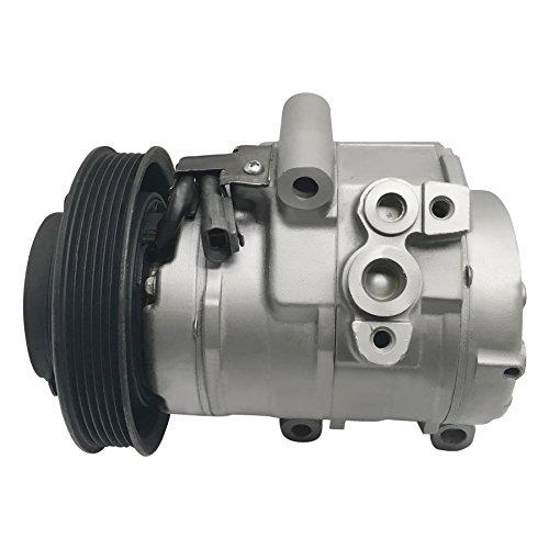 RYC Remanufactured AC Compressor and A/C Clutch FG337 (H3 Clutch Hummer)