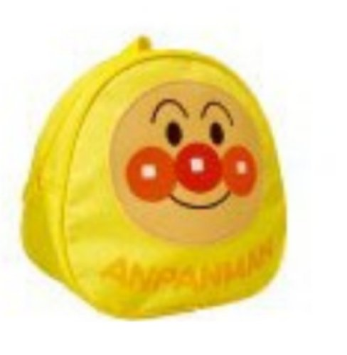 (Anpanman mini backpack yellow 338 573 (japan import))