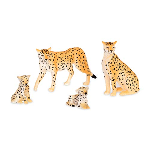 Terra Battat Cheetah Miniature 3 Years Old
