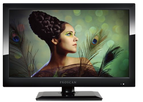 PLED1960A 19'' 720p LED-LCD TV - 16:9 - HDTV by Curtis