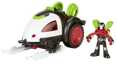 Fisher-Price Imaginext DC Super Friends, Bane & Battle Sled