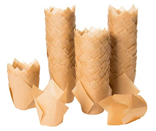Tulip Cupcake Liners 300 Pack Restaurants product image