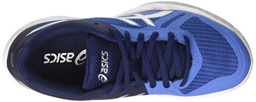 Blue B752n4093 Voleibol de Azul Blue Zapatillas Indigo Asics Mujer Silver Regatta para C8FfHwCqnx